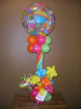 #BB6 - Bubble Balloon Column Design (Any Occasion)