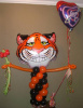 #CH58 - 3.5ft Tiger Balloon Character
